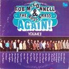 ROB MCCONNELL Again! Volume 2 album cover
