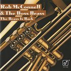 ROB MCCONNELL Brass Is Back album cover
