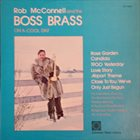 ROB MCCONNELL Rob McConnell And The Boss Brass : On A Cool Day album cover