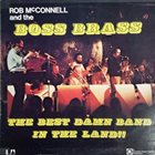 ROB MCCONNELL The Best Damn Band In The Land album cover