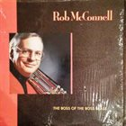 ROB MCCONNELL The Boss Of The Boss Brass album cover