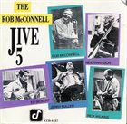 ROB MCCONNELL The Rob McConnell Jive 5 album cover