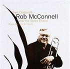 ROB MCCONNELL Two Originals album cover