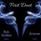 ROB MULLINS First Duet album cover