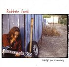 ROBBEN FORD Keep on Running album cover