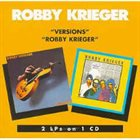 ROBBY KRIEGER Versions / Robby Krieger album cover