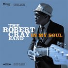 ROBERT CRAY In My Soul album cover