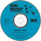 ROBERT CRAY King Biscuit Flower Hour album cover