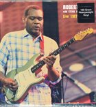 ROBERT CRAY Robert Cray with Stevie Ray Vaughan : Live At Redux Club album cover