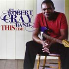 ROBERT CRAY This Time album cover
