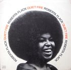 ROBERTA FLACK Quiet Fire album cover
