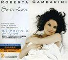 ROBERTA GAMBARINI So In Love album cover