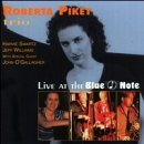 ROBERTA PIKET Live at the Blue Note album cover