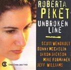 ROBERTA PIKET Unbroken Line album cover
