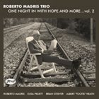 ROBERTO MAGRIS One Night in with Hope and More Volume 2 album cover