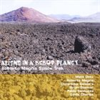 ROBERTO MAGRIS Aliens in a Bebop Planet album cover