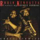 ROBIN KENYATTA Ghost Stories album cover