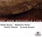 ROBY GLOD Op Der Schmelz Live album cover