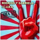 RODRIGO Y GABRIELA Area 52 (with C.U.B.A. ) album cover