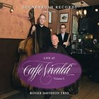 ROGER DAVIDSON Live At Caffe Vivaldi Vol.2 album cover