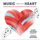 ROGER DAVIDSON Music From The Heart album cover