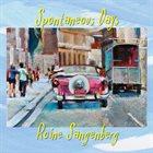 ROINE SANGENBERG Spontaneous Days album cover