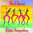 ROINE SANGENBERG The obvious album cover