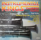 ROLF KÜHN Instrumental Kings - Candlelight Clarinet album cover