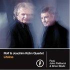 ROLF KÜHN Rolf & Joachim Kühn Quartet : Lifeline album cover