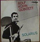 ROLF KÜHN Solarius album cover