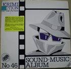 ROLF KÜHN Sound - Music Album No 46 - Crime - Action album cover