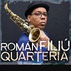 ROMÁN FILIÚ Quarteria album cover
