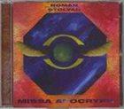 ROMAN STOLYAR Missa Apocryph album cover