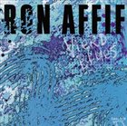 RON AFFIF Vierd Blues album cover
