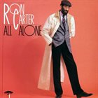 RON CARTER All Alone album cover