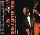 RON CARTER Cocktails At The Cotton Club album cover