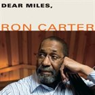 RON CARTER Dear Miles, album cover