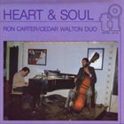 RON CARTER Heart & Soul (with Cedar Walton) album cover