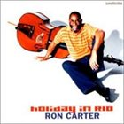 RON CARTER Holiday in Rio album cover