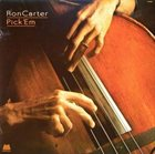 RON CARTER Pick 'Em album cover