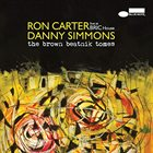 RON CARTER Ron Carter / Danny Simmons The Brown Beatnik Tomes : Live at BRIC House album cover