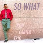 RON CARTER So What album cover