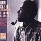 RON CARTER Standard Bearers - The Milestone Collection album cover