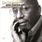 RON CARTER The Golden Striker Trio in San Sebastian album cover