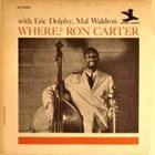 RON CARTER Where? album cover