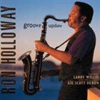 RON HOLLOWAY Groove Update album cover