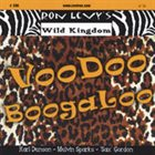 RON LEVY VooDoo Boogaloo album cover