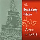 RON MCCURDY April In Paris album cover