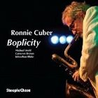 RONNIE CUBER Boplicity album cover