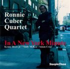 RONNIE CUBER In a New York Minute album cover
